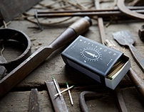 Maplewood Matches Branding