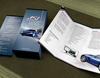 Car Service Brochure