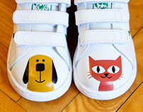 Stan Smith custom shoes