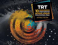 10th International TRT Documentary Days Logo & Concept