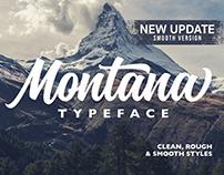 Montana Typeface