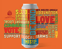 THIS! West Coast IPA - Label