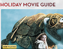 Yahoo! Holidays Movie guide