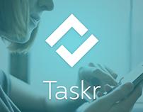 Taskr App Concept
