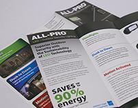 Tri-Fold Product Brochure