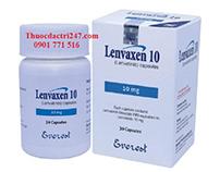 thuoc lenvaxen 4mg&10mg lenvatinib - thuoc dac tri 247