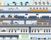 Office graphics