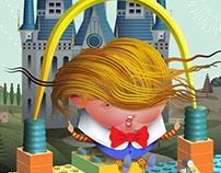 Title:Trumpty Dumpty 'The Wall'