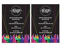Freelance Party Filers (Front&Back)