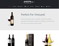 Home Page - Winehouse WordPress Theme