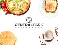 Central Park Deli   Brand Identity