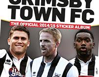 Grimsby Town Sticker Albums
