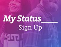 My Status App