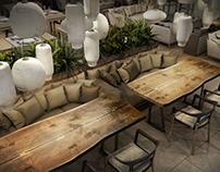 Hotel Bory Tucholskie, restauracja