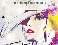 FashionWeek Flyer