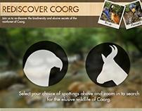 Rediscover Coorg - Vivanta By Taj