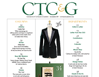 CTC&G December 2017 Issue - TOC