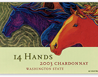 Fourteen Hands Winery