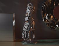Generative Prosthetic Hand