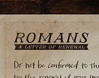 ROMANS: A Letter of Renewal