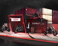 TFX 150 Exhibition