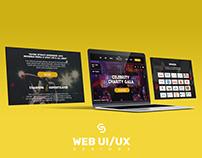 Web UI/UX Designs