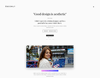 Queenly - Premium Tumblr Theme