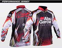 Abu Garcia Performance Tech Jersey