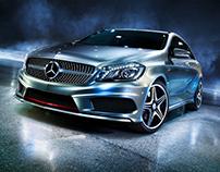 A-CLASS // MercedesBenz