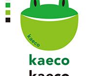 Logo Design ロゴデザイン(東京都江東区 kaeco)