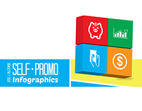 Self-Promo: Infographics - 5 Page Study