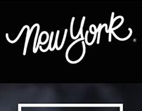 NewYorkLounge| Rivisitazione sito web