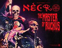 "Necro ""The Master Of Ruckus"""