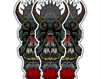 ONI stickers