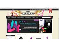 vendiocio.com Prestashop