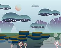 Strange Planet|Illustrator