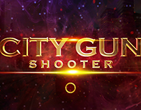 City Gun Shooter UI