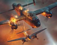 Wingleader Magazine Crowdfunding Campaign - Nachtjagd