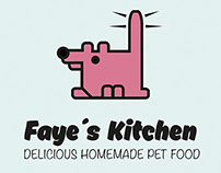 Faye´s Kitchen Corporate Design