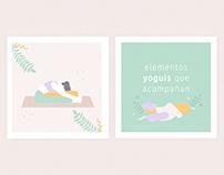 Illustrations for Social Media