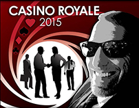 Client Appreciation Event - Casino Royale 2015
