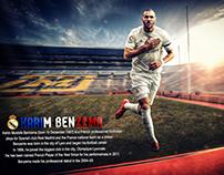 Karim Benzema Wallpaper