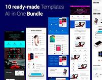 bootstrap v3 premium templates