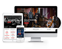 Ponderosa Music & Art - Responsive Web Design