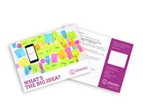 iDeeter - Postcard Design