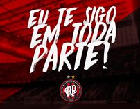 Atlético Paranaense - Eu te sigo em toda parte