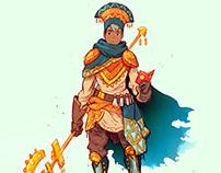 Fantasy Characters Exploration