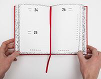 Book Calendar / National Centre for Culture