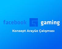 2021 Bitirme Projesi: Facebook Gaming Arayüz Çalışması