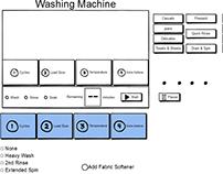 Washing Machine UI Redesign